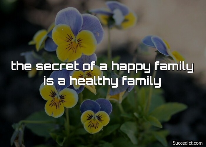 short family quotes