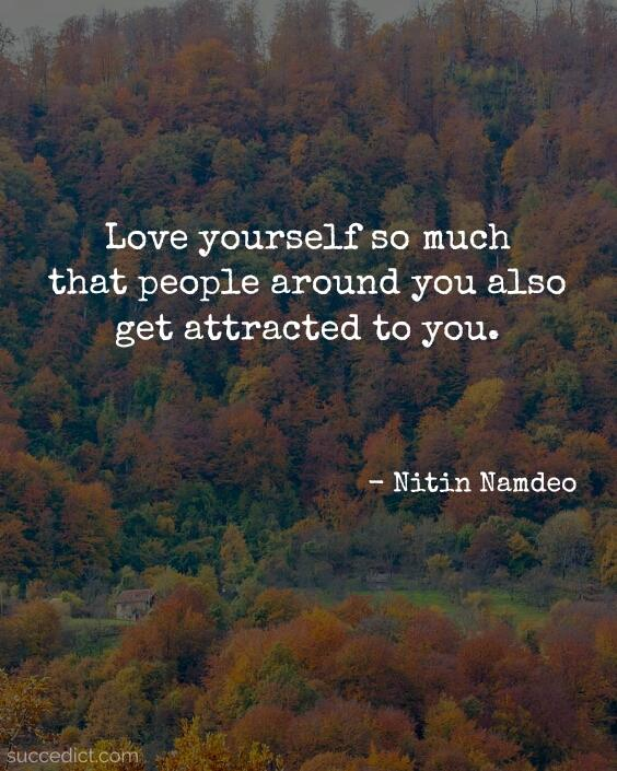 quotes about loving yourself