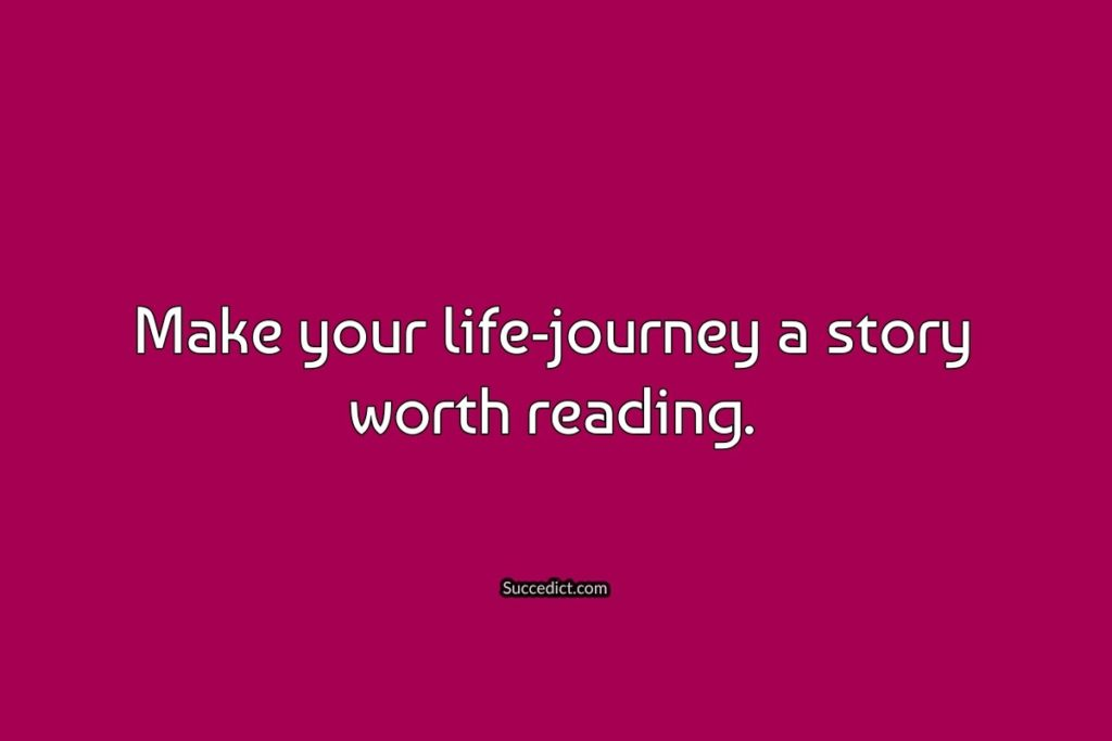 quotes on journey