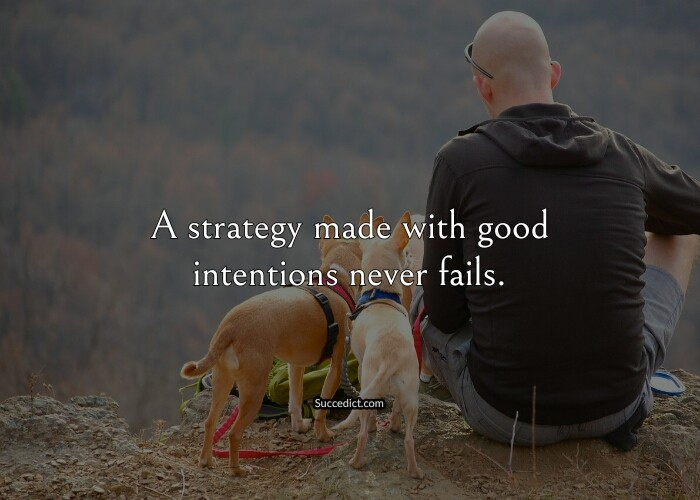 quotes on strategy