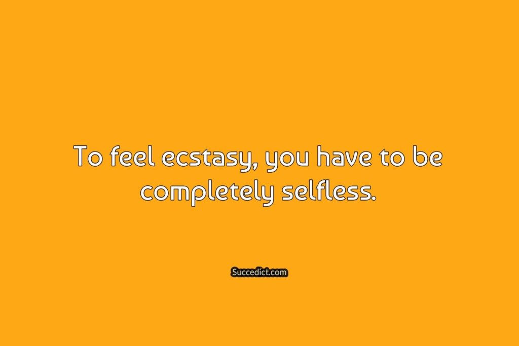 selflessness quotes images