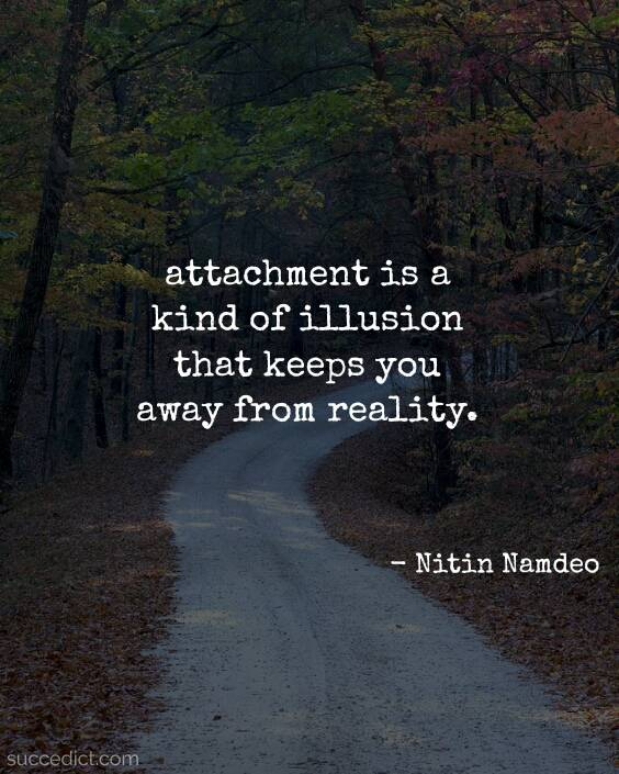attachment quotes