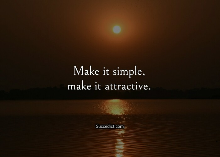 quotes about simplicity