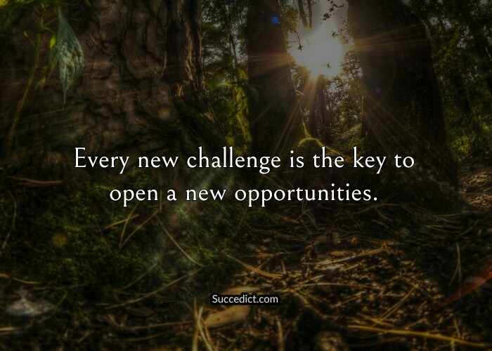 quotes on challenges