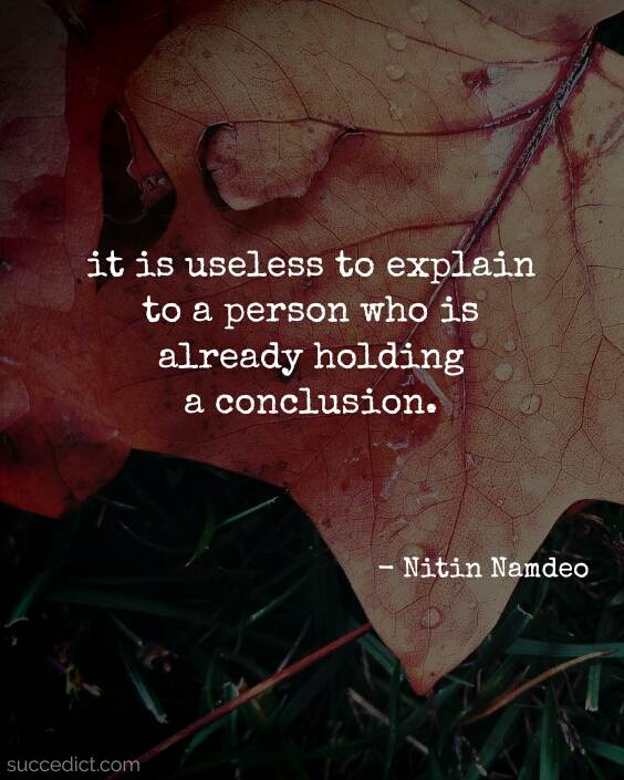 quotes on explanation and understanding