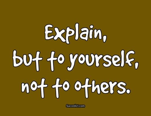 quotes on explanation