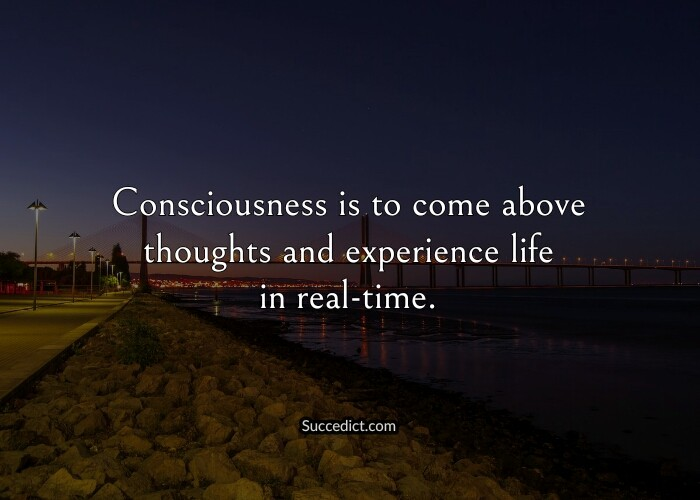 quotes on consciousness
