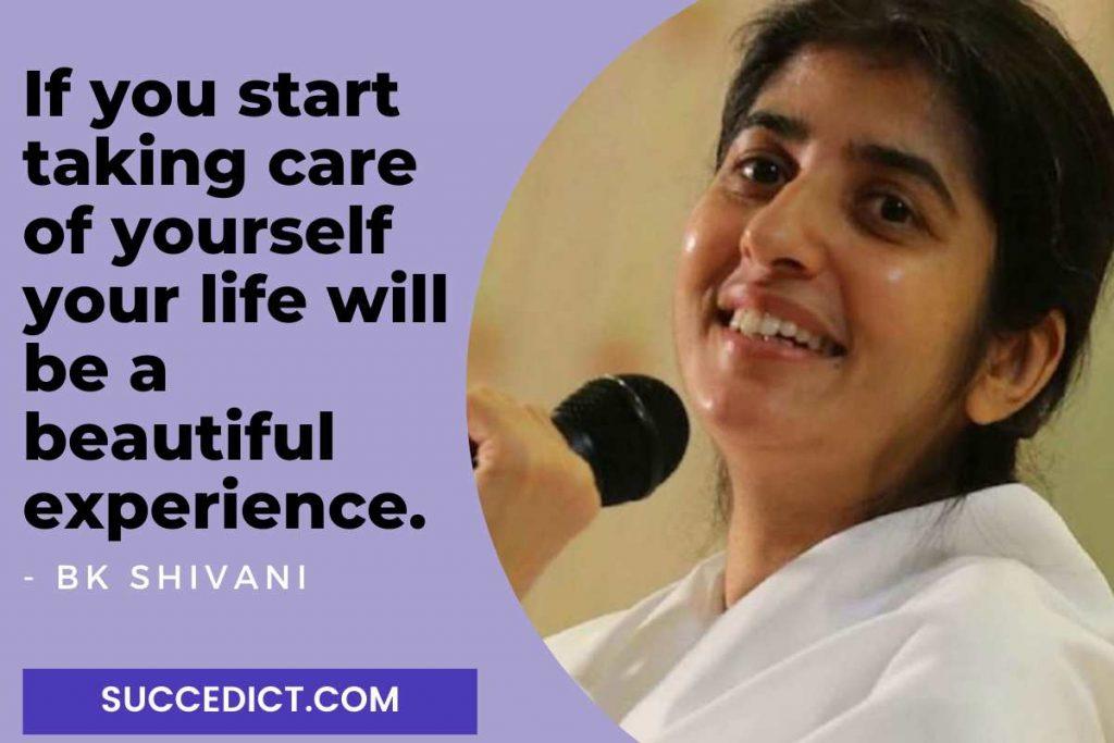 bk shivani quotes english