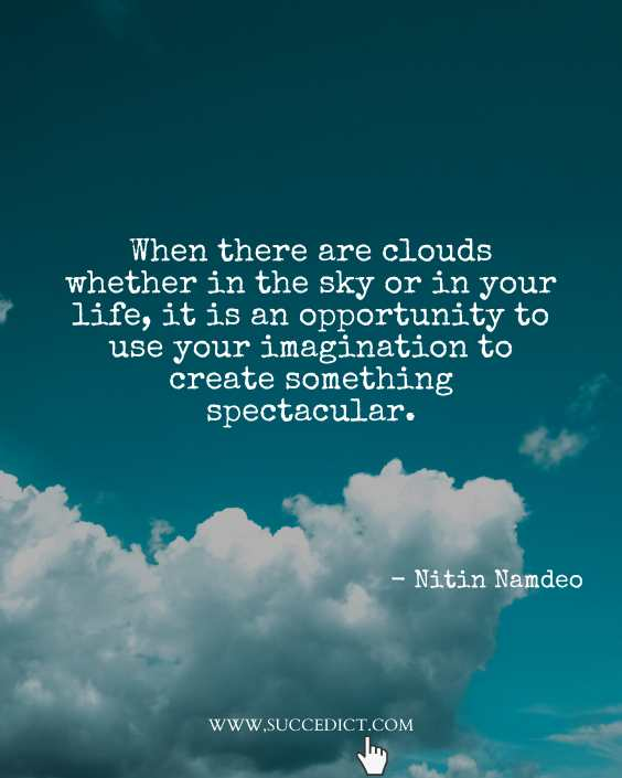 sky and cloud quotes